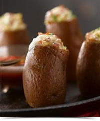 Fingerling Potato Appetizer